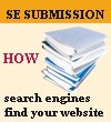 Search engine submission : How search engines find your website